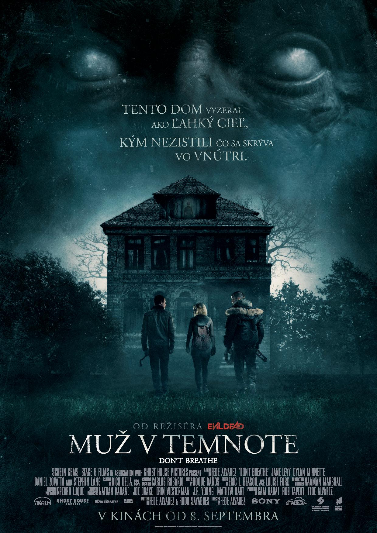 Muž v temnote (Don't Breathe)